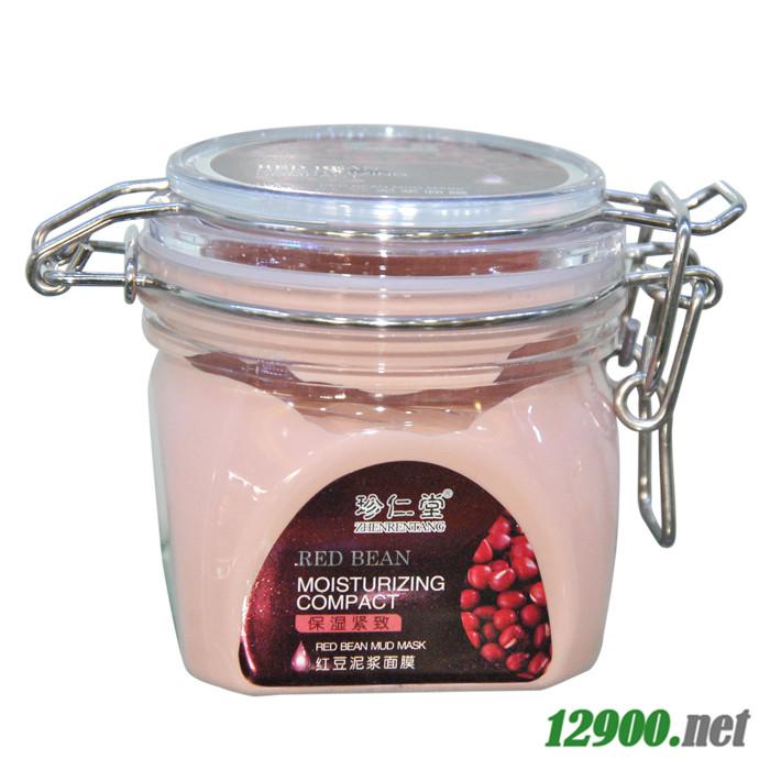 250g红豆保湿紧致泥浆面膜
