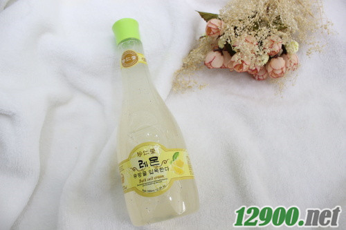 360ml柠檬控油活肤果盐沐浴乳