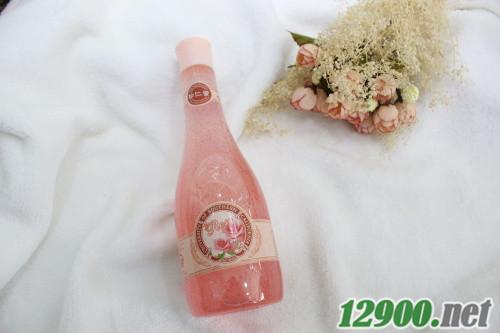 360ml玫瑰美白保湿香盐沐浴乳