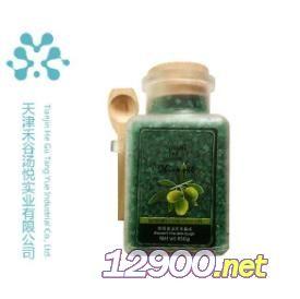 橄榄油滋养水晶盐