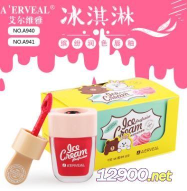 A`ERVEAL艾尔维雅冰淇淋缤纷润色唇