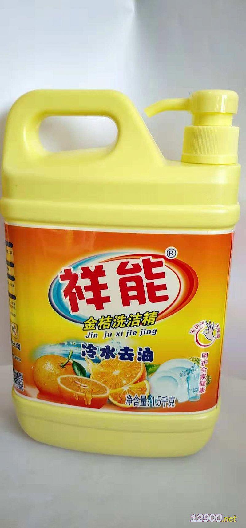 洗潔精1.5kg-- 廣州市騰豐機械設備有限公司