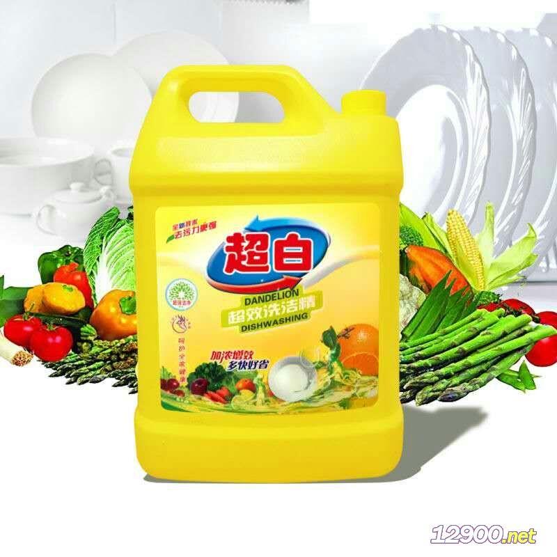 超白洗潔精(生姜)-- 廣州市騰豐機械設備有限公司
