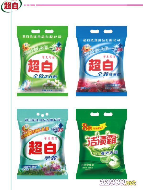 潔漬霸去污洗衣粉2008g-- 廣州市騰豐機械設備有限公司