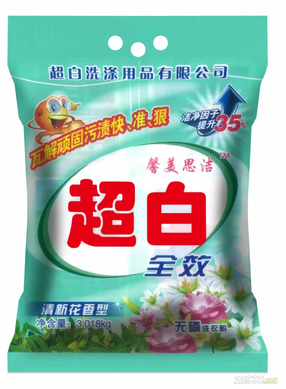 超白�o磷加酶洗衣粉