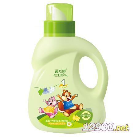 爱儿坊天然草本婴儿洗衣液