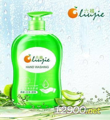 六桔健康滋��洗手液