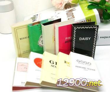 古欣娜塔品牌Q版3ML香水女士