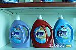 净威5L立白瓶洗衣液三款