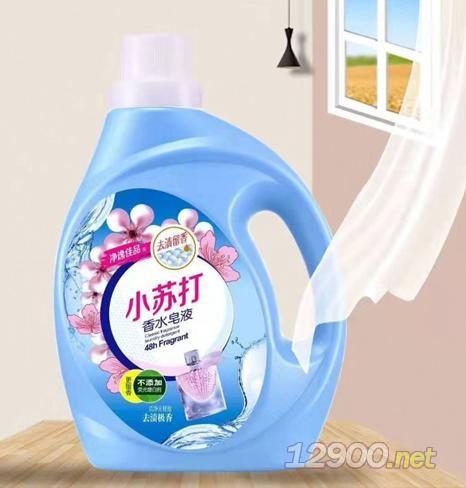 净逸佳品小苏打香水洗衣液