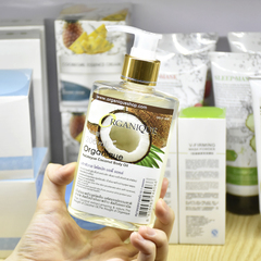Organique那拉特越椰子護膚精華油-- 廣州添意時企業管理有限公司