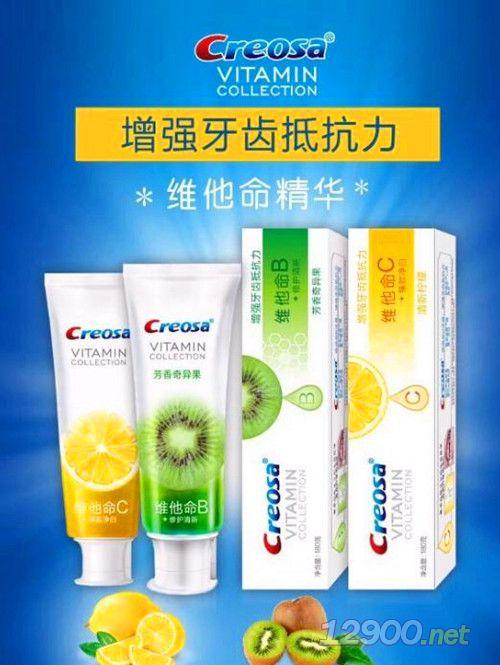 creosa牙膏