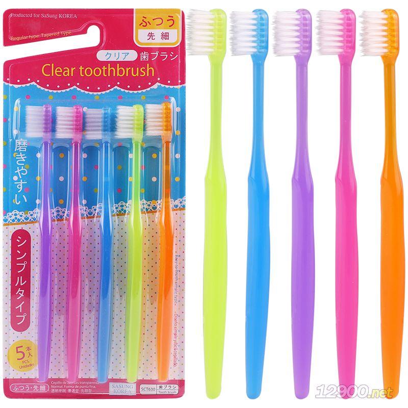 �M口牙刷