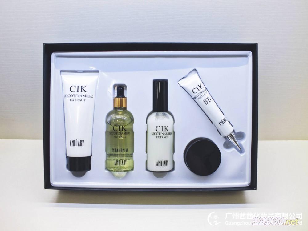 CIK煙酰胺奢護亮顏五件套-- 廣州茜茜化妝品有限公司