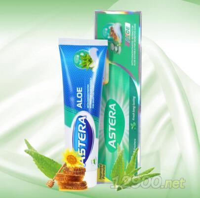 芦荟蜂胶牙膏100ml
