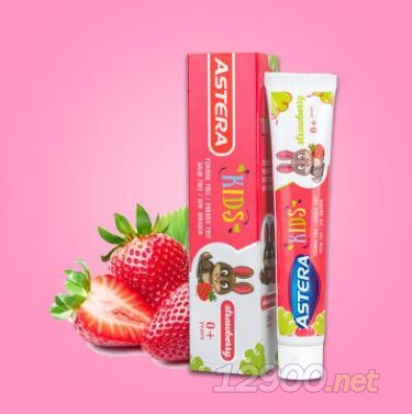 儿童牙膏(草莓香型)50ml