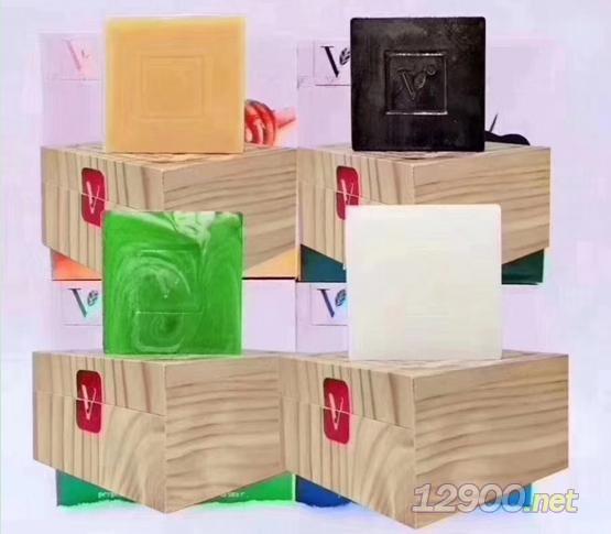 V皂T泉JMML面膜气垫防晒
