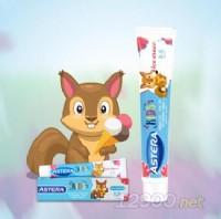 儿童牙膏(冰淇淋香型)50ml