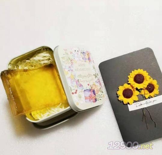 美知善医菊花精油皂
