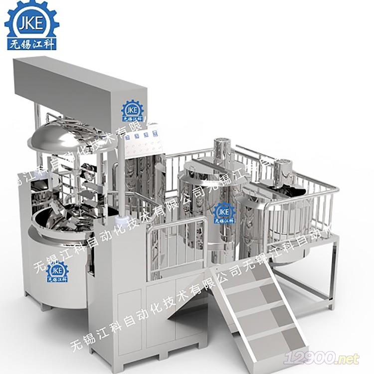 宠物营养膏乳化生产设备