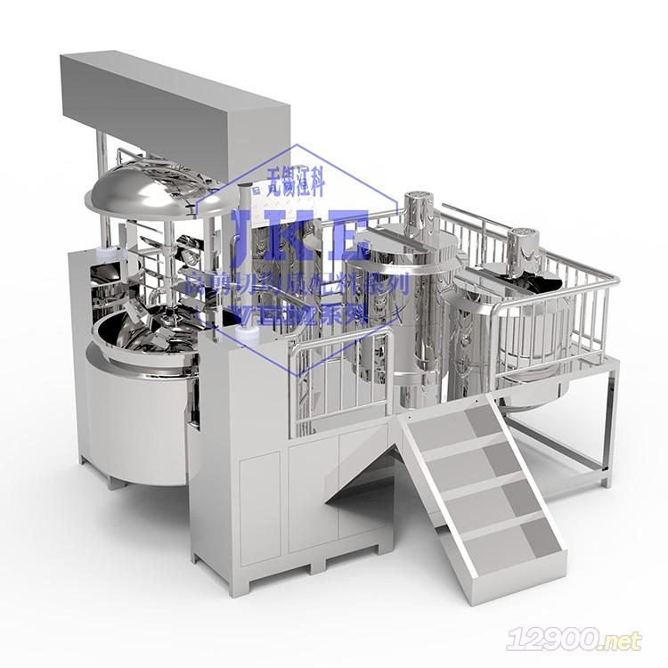 膏剂乳化生产设备