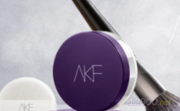 AKF�p透控油散粉
