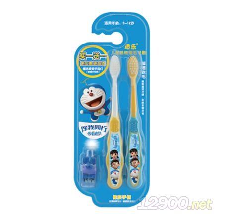儿童超细软毛牙刷