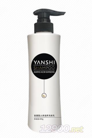 研诗氨基酸人参滋养洗发乳