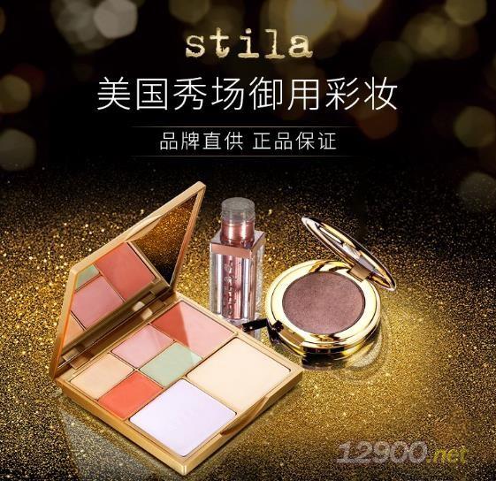 Stila美����I彩�y品牌