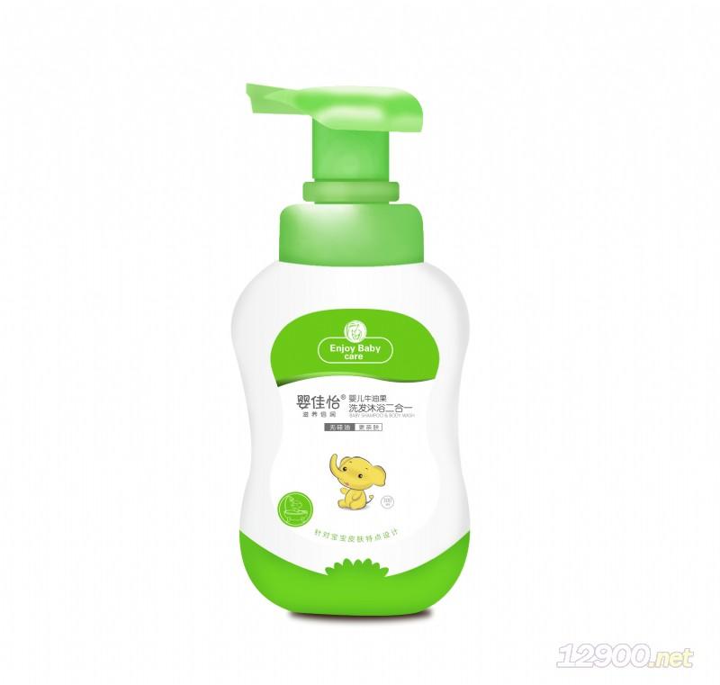 婴儿牛油果洗发沐浴露