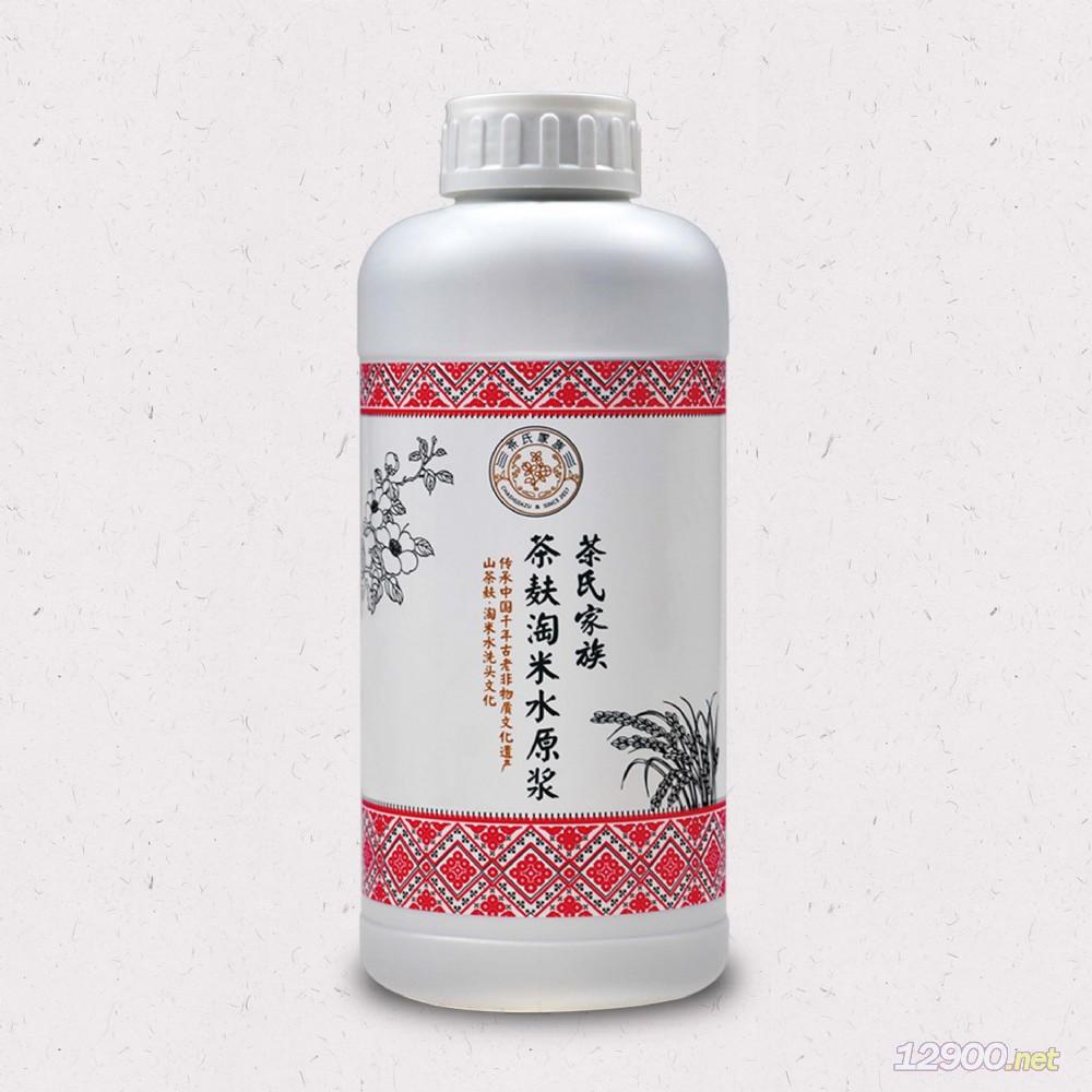 茶氏家族茶麸淘米水原浆