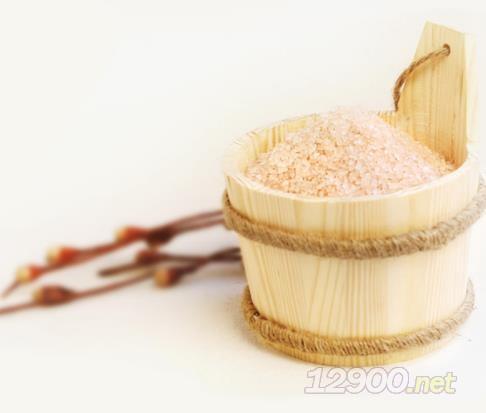 香草精油浴盐