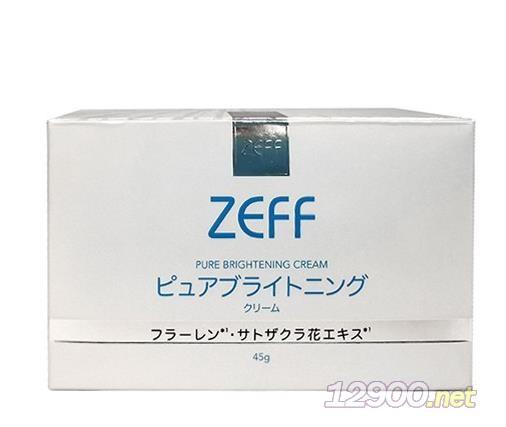 ZEFF亮白素�霜